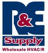 R & E Supply logo